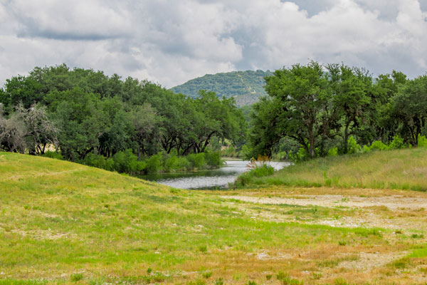Pipe Creek in the Texas Hill Country - Rancho Madrono