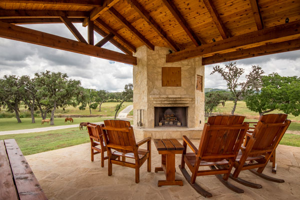 Book an Event at the Covered Pavilion at Rancho Madroño