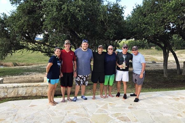 Corporate Hunting Trips Near San Antonio Texas