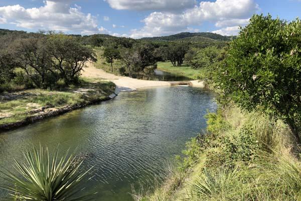 Live Water Creek at Rancho Madrono