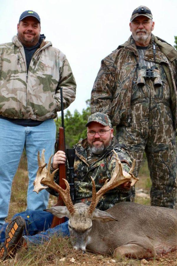 Corporate Deer Hunting Trips in Texas
