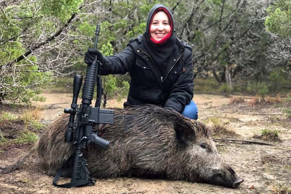 Hog Hunts in the Texas Hill Country