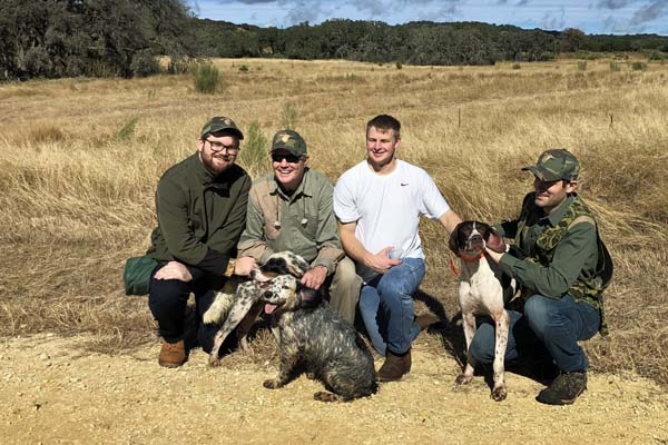 Pheasant Hunting Success