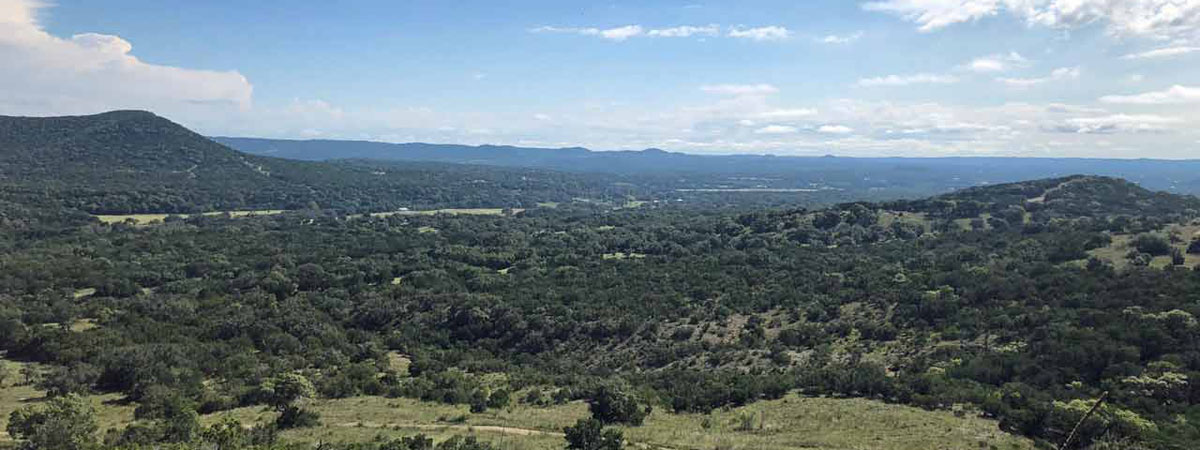 Overlook at Texas Hill Country Hunting Ranch