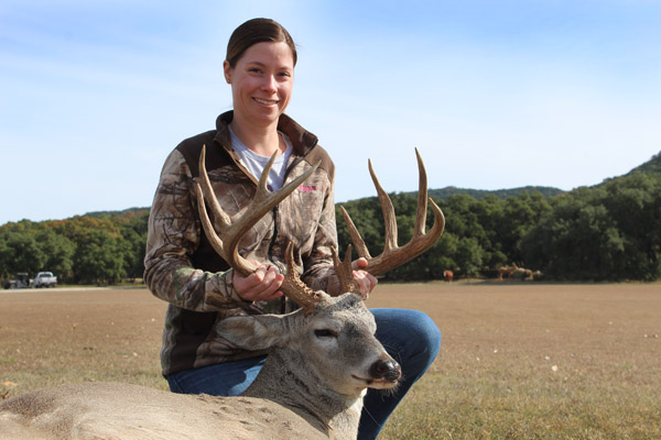 Happy Smiles for Buck Hunting Success November 2019
