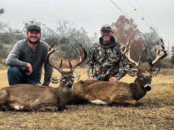 Congratulations Tyler and Greg on an extraordinary hunt