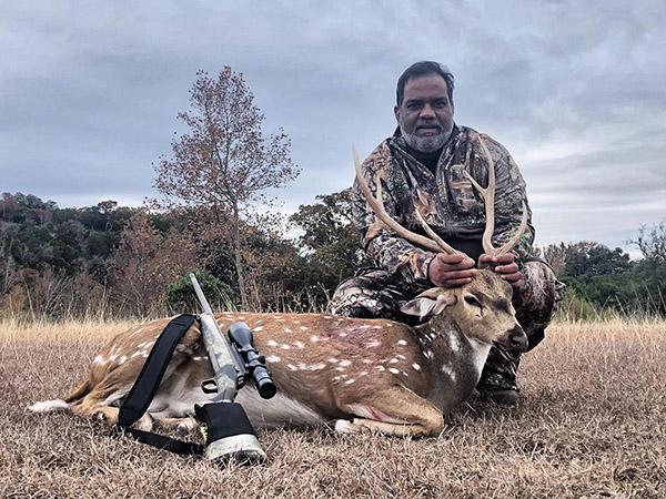 Texas Axis Deer Hunting Trip